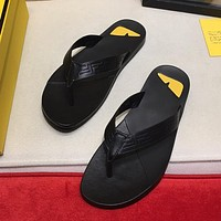 Boys & Men Fendi Fashion Casual Slipper Shoes