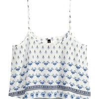 H&M Short Camisole Top $12.95