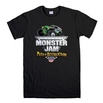 MONSTER JAM Men's T-Shirt