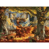 Woodland Fairy 1500 Piece Jigsaw Puzzle by Sunsout