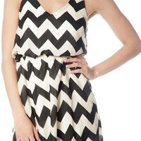 Zig Zag Dress - BLACK from Casual & Day at Lucky 21 Lucky 21