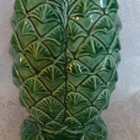 "Beswick 1306 9"" green pineapple vase- Layaway offered-"
