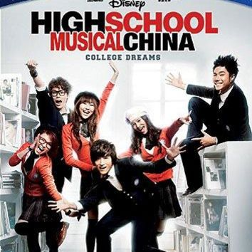 HIGH SCHOOL MUSICAL CHINA: COLLE