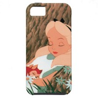 Alice in Wonderland Sleeping iPhone 5 Covers from Zazzle.com