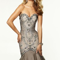 Paparazzi by Mori Lee 97096 Dress