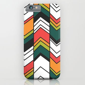 Abstract Design 5 iPhone & iPod Case by Goodnightgracie