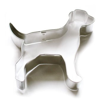 labrador cookie cutter