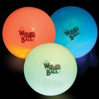 Play Visions Light Up Wizard Ball 100mm