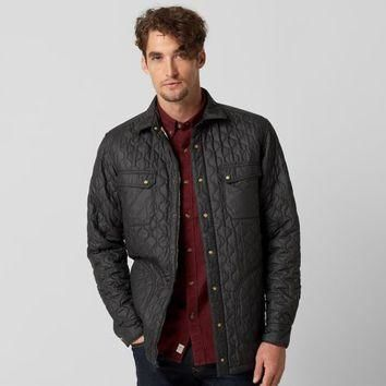 Timberland | Men's Bass River Lightweight Quilted Shirt Jacket