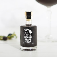 Unicorn Tears Black Gin Liqueur Miniature | FIREBOX\u00ae
