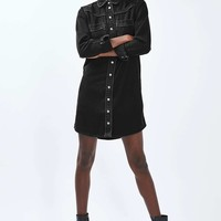 MOTO Western Shirt Dress - New In