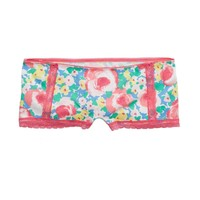 AERIE WATERCOLOR FLORAL BOYSHORT