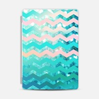 new world chevron blues ipad air iPad Air case by Sandra Arduini | Casetify