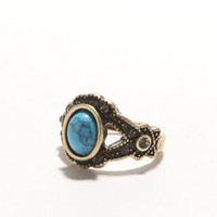 With Love From CA Turquoise Ring at PacSun.com