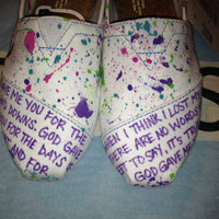 Splatter Paint TOMS