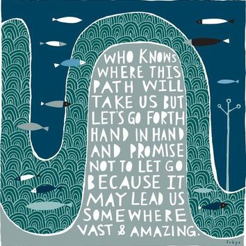 Vast and Amazing Fine Art Print Medium by FreyaArt on Etsy