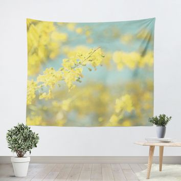 Sunny Blooms 2 Tapestry