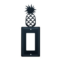 Pineapple - Single GFI Cover