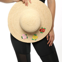 Gab & Kate Perfect Mini Rose Sunhat