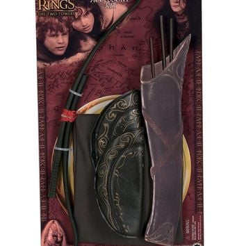 Legolas Kit Lord Of Rings Costume Accessories