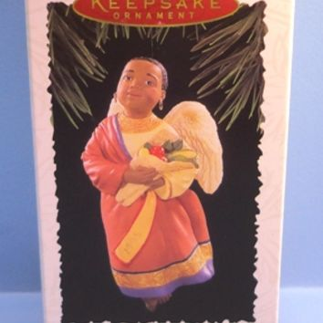 1995 A Celebration of Angels Hallmark Retired Series Ornament