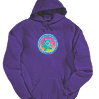 Grateful Dead Dancing Bear Hoodie