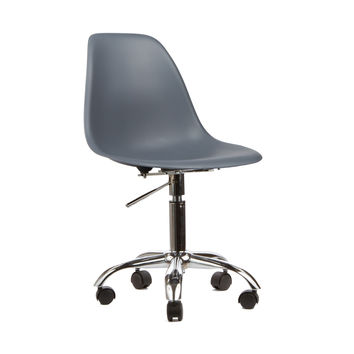 Office Slope Chair in Gray