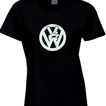 Vw Volkswagen Womens T Shirt