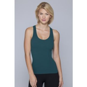 Varick Tank - DEEP TEAL - Tops - WOMEN