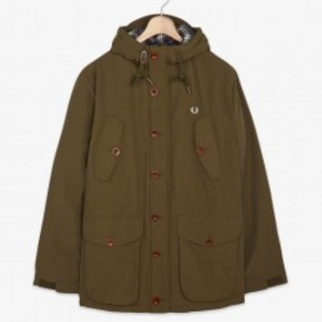 Fred Perry - Wadded Mountain Parka