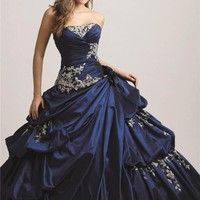 Allure Q303 Dress - NewYorkDress.com