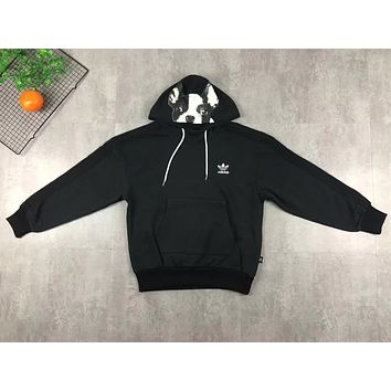 ADIDAS Lover Fashion Hoodie Top Sweater Pullover