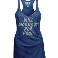 Workout for Food
