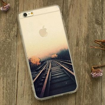 Railway iPhone Case