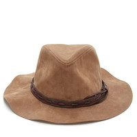 Brooklyn Hat Co. Fedora | Forever 21 - 2000153108