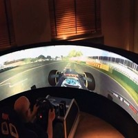 Curved Racing Simulator - $500 | The Gadget Flow