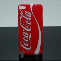 Coca Cola - Red Classic - Hard Cover Case for the iPod Touch 5 (Aclassic 15)