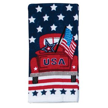 Terry Towel - USA Truck