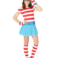 Where's Wenda Tween Costume – Spirit Halloween
