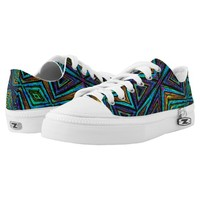 Tribal Geometric Printed Shoes
