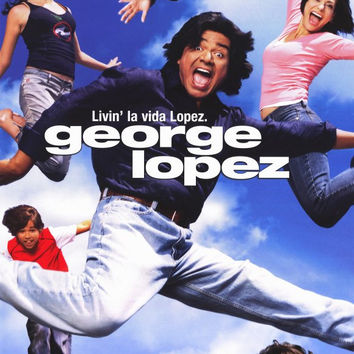 George Lopez 27x40 TV Poster (2002)