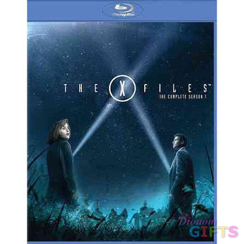 X-FILES-SEASON 1 (BLU-RAY/6 DISC)