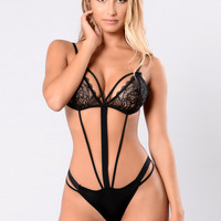 Not Your Ordinary Teddy - Black
