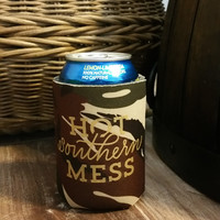 Hot Southern Mess Koozie