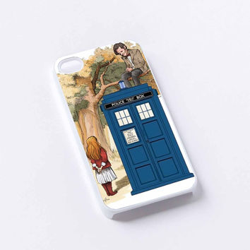 Alice Wonderland and Doctor Who iPhone 4/4S, 5/5S, 5C,6,6plus,and Samsung s3,s4,s5,s6