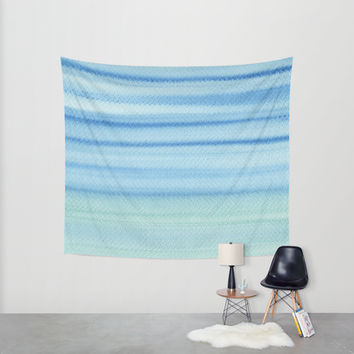 Hot Summer Wall Tapestry by Kathleen Wong