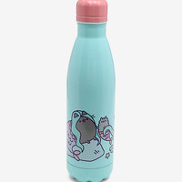 Pusheen Mermaid Pusheen & Stormy Stainless Steel Water Bottle