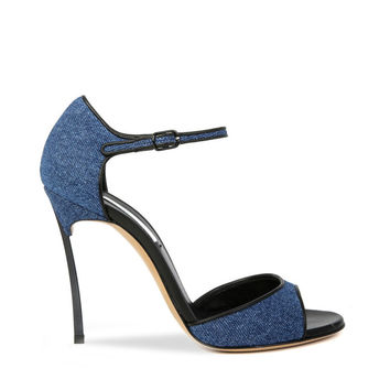 Casadei Sandals - BLADE DENIM