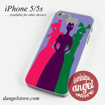 Cinderella Step Mother and Step Sister Phone case for iPhone 4/4s/5/5c/5s/6/6 plus