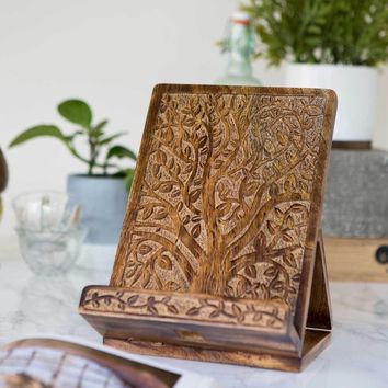 Tablet & Book Stand